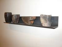 Artist: Eric Knoche - Title: Small Ergonomic Cups