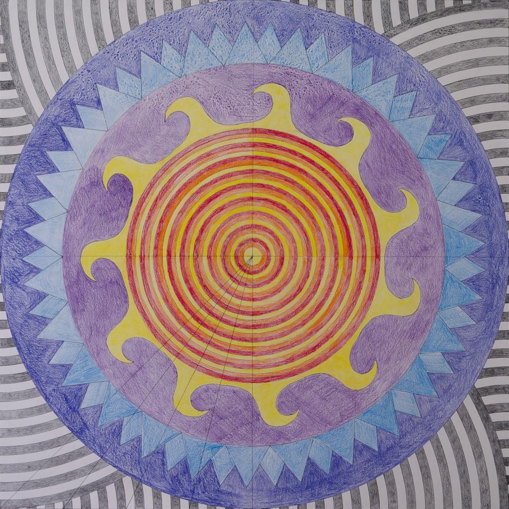 Cosmic Charlie Sketch